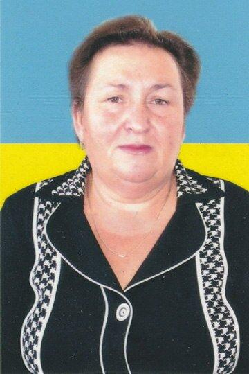 Свищ Ольга Володимирівна